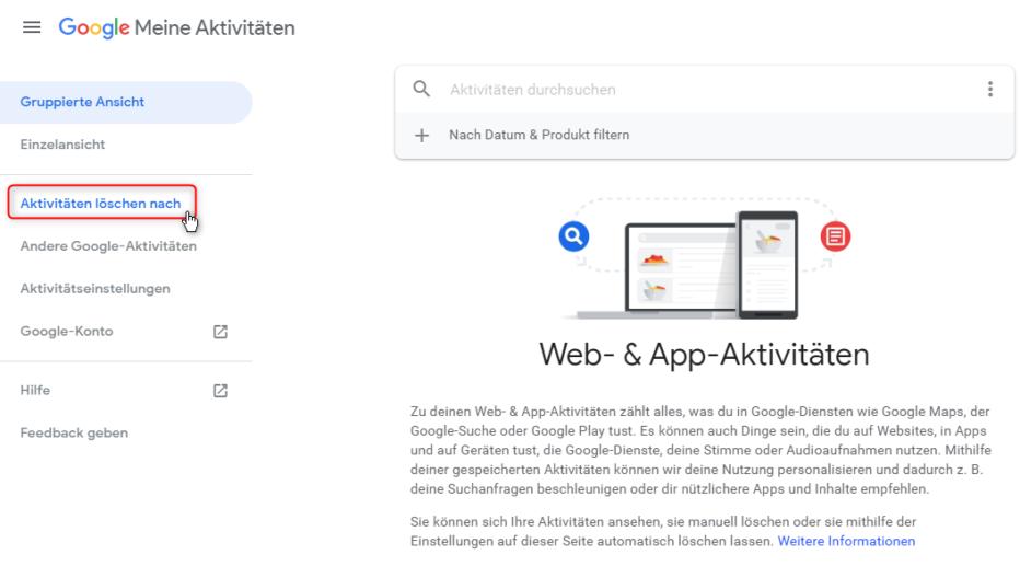 Browserverlauf Löschen Handy