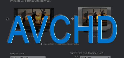 AVCHD-Magix