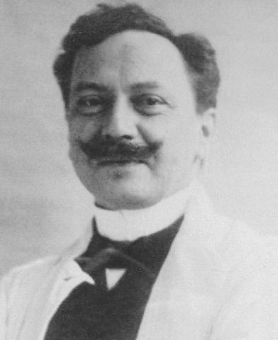Adalbert Czerny Portrait
