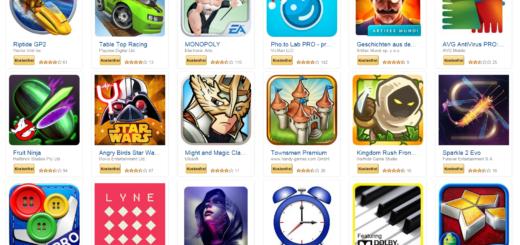 Android-Kostenlose-Spiele