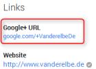Benutzerdefinierte URL