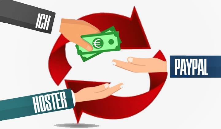 geld auf paypal konto einzahlen