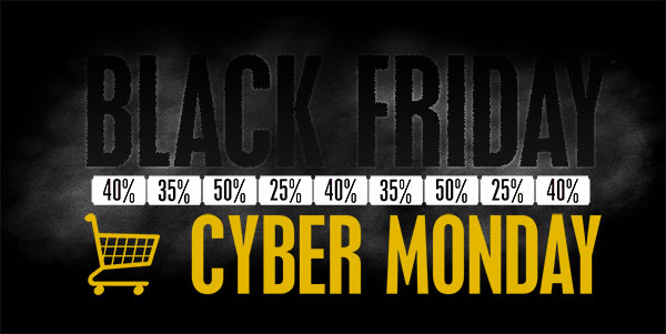 Black Friday & Cyber Monday bei Amazon