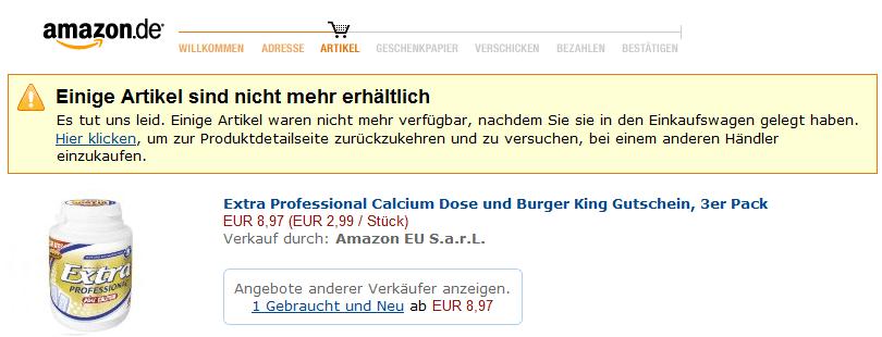 Amazon Artikel Verkaufen Nicht Gefunden