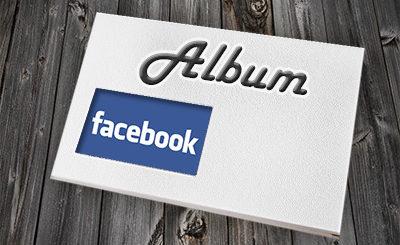 Facebook Bilder verschieben