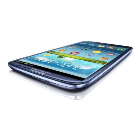 Galaxy S3 seitlich 2