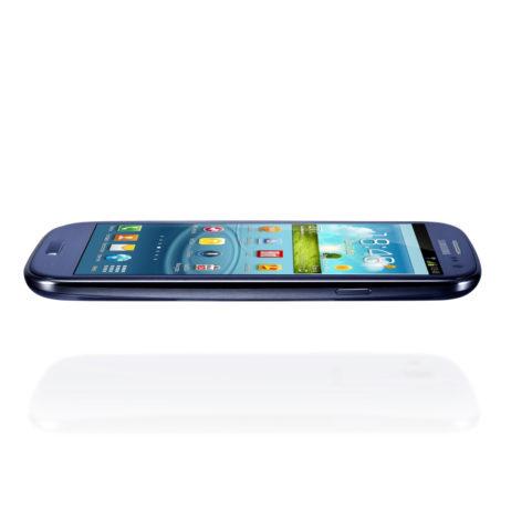 Galaxy S3 seitlich 3