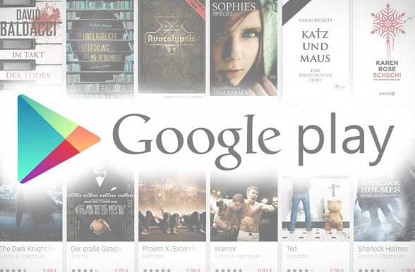 Google Play Store Geburtstag