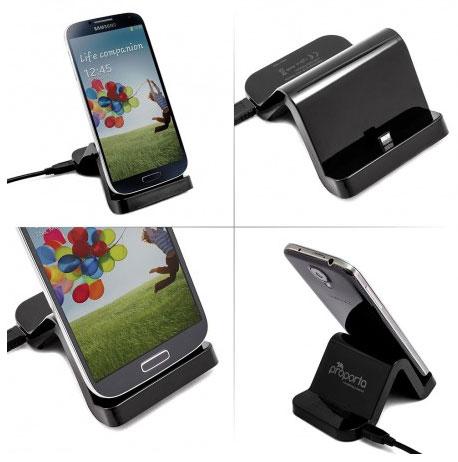 Zubehör für das Galaxy S3 & S4
