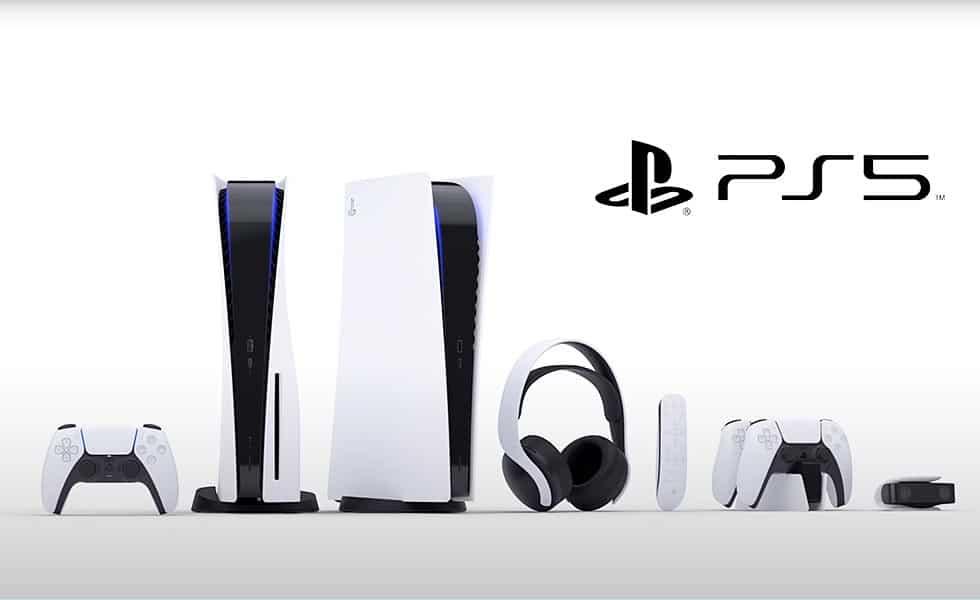 PS5 Design offiziell