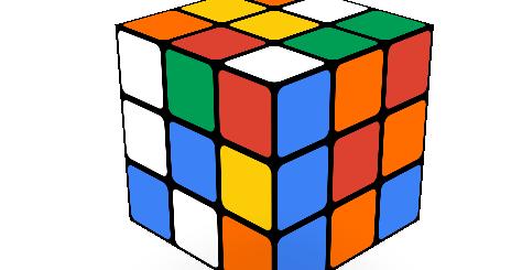 Rubik-Zauberwürfel