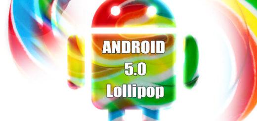 Lollipop-Update