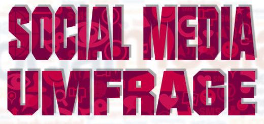 Social-Media-Umfrage