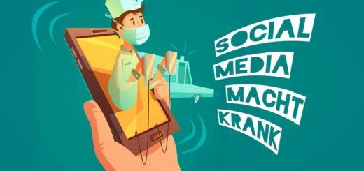 Social Media macht krank