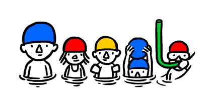 Sommersonnenwende 201 Google Doodle