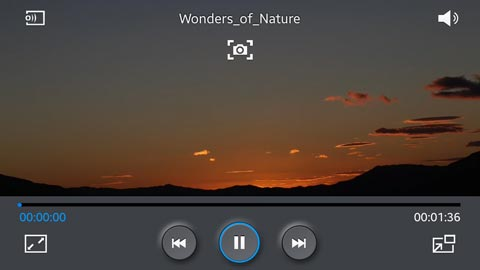 Galaxy S3 Video Screenshot