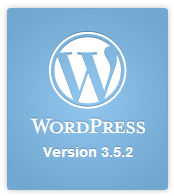 WordPress 3.5.2 Update