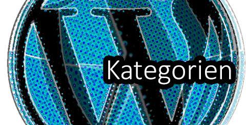 WordPress: Kategorien umbenennen