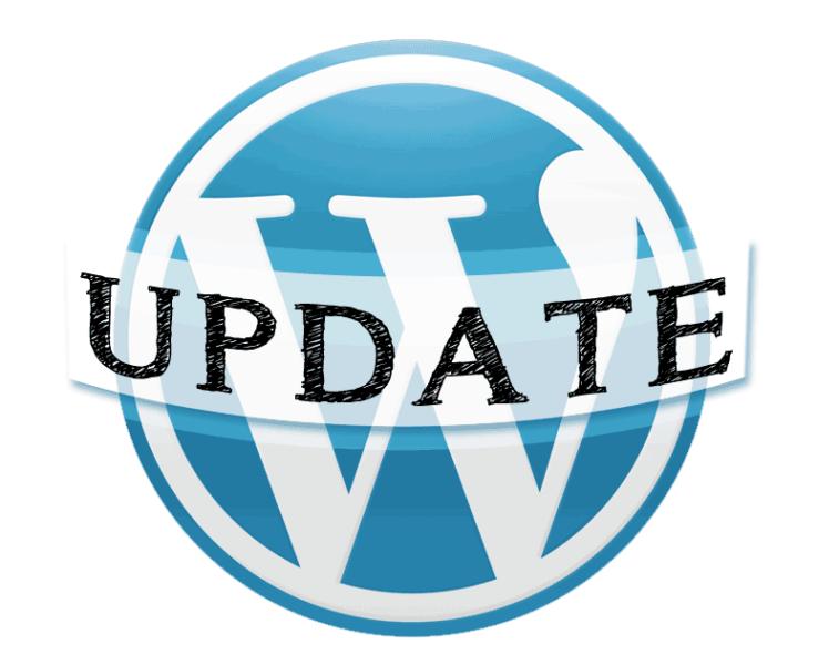 Wordpress manuell updaten