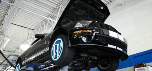 WordPress-maintenance-löschen