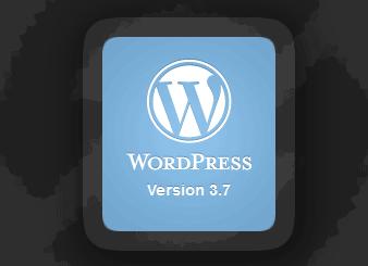 WordPress3.7