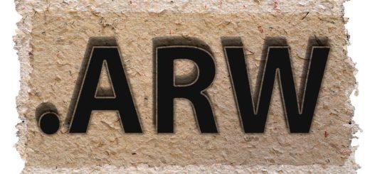 .ARW-Dateien