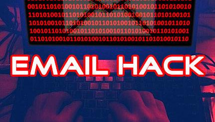 eMail gehackt