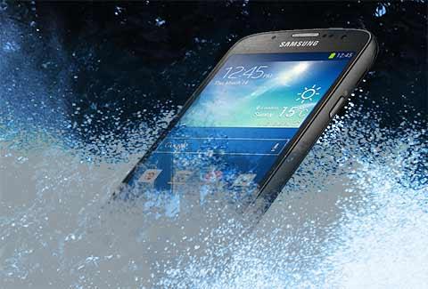 Wasserdichte Smartphones