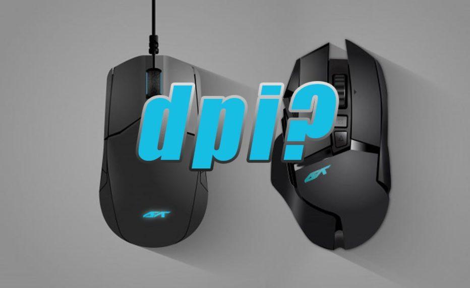 Wie viel DPI braucht eine Maus?